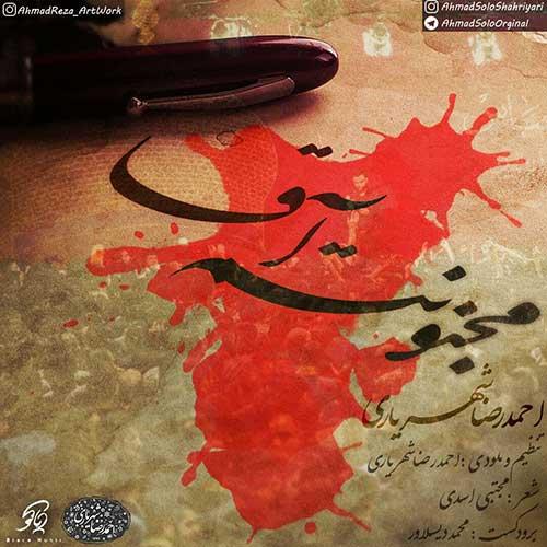 دانلود آهنگ جدید مجنونتم آقا از احمد سلو