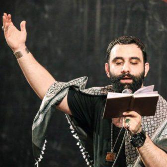 کربلایی جواد مقدم شب عاشورا محرم ۱۳۹۶