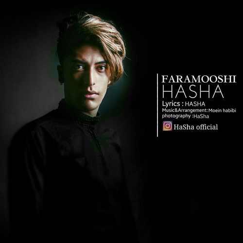 دانلود آهنگ جدید حاشا به نام فراموشی