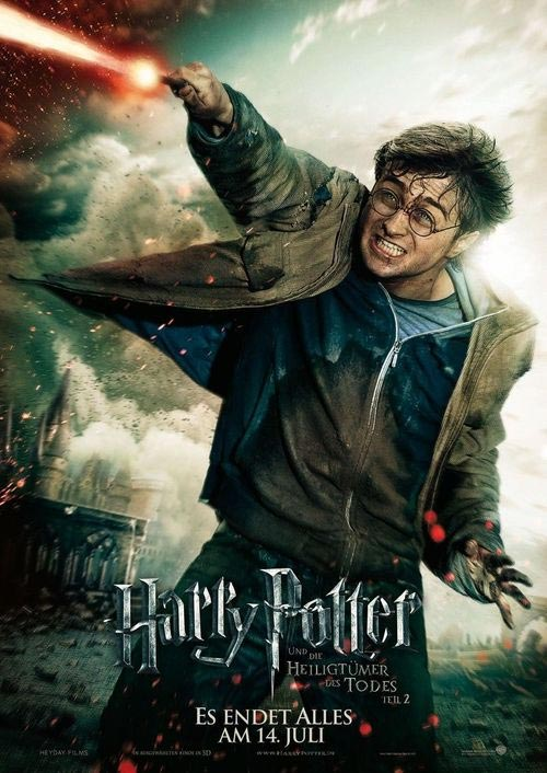 دانلود فیلم Harry Potter and the Deathly Hallows Part 2 2011