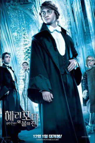 دانلود دوبله فارسی فیلم Harry Potter and the Goblet of Fire 2005