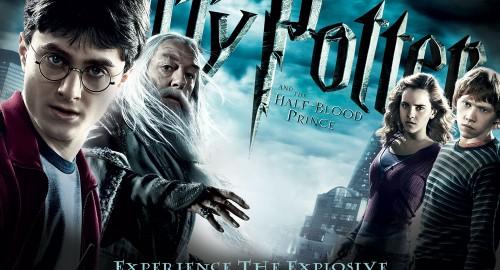 دانلود فیلم Harry Potter and the Half-Blood Prince 2009 با کیفیت فول اچ دی