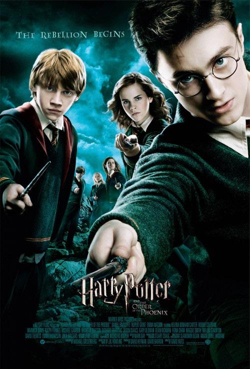 دانلود فیلم Harry Potter and the Order of the Phoenix 2007