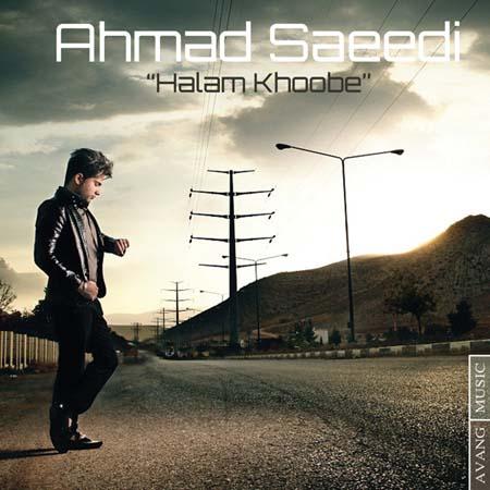 دانلود آهنگ احمد سعیدی بنام خوبه