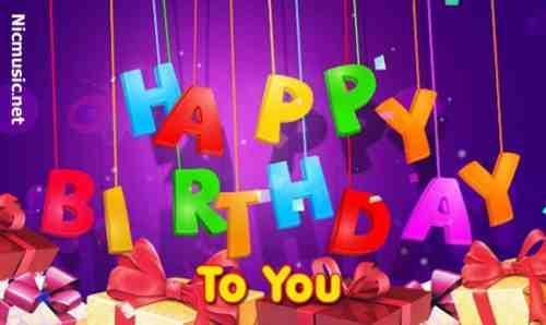 آهنگ تولدت مبارک شاد