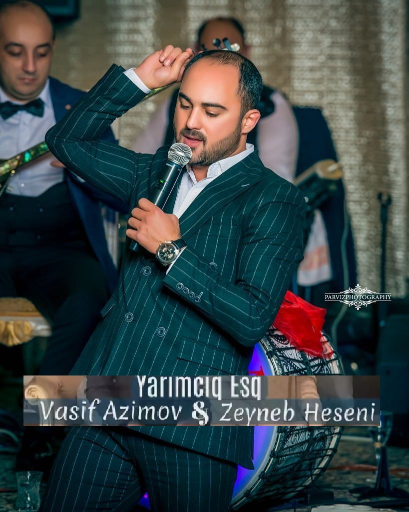 دانلود آهنگ جدید Vasif Azimov به نام Yarimciq Esq